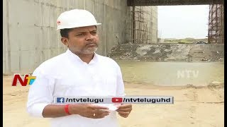TRS MLA Putta Madhu  Development Works And  Charity Activities In Manthani | Leader | NTV