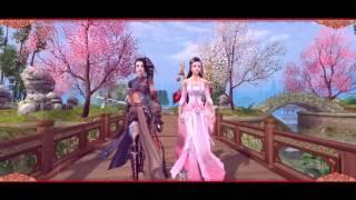 [Yuri/百合GMV][剑网三]双梦镇【身轻舞霜月】Hứa ngươi nhất tràng đường chế hôn lễ