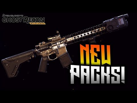 Ghost Recon Wildlands - Operator Pack And Relentless Fighter Pack Showcase !