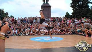 Vados vs Дебошир (Yalta Summer Jam 2014 Powermove Battle)