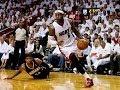 LeBron James Drives Heat Past