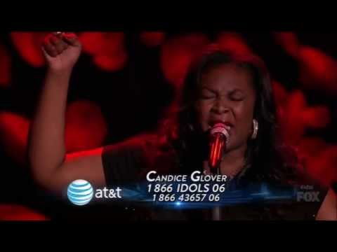 American Idol Top 6 (2013): Candice Glover: Don't Make Me Over & Lovesong