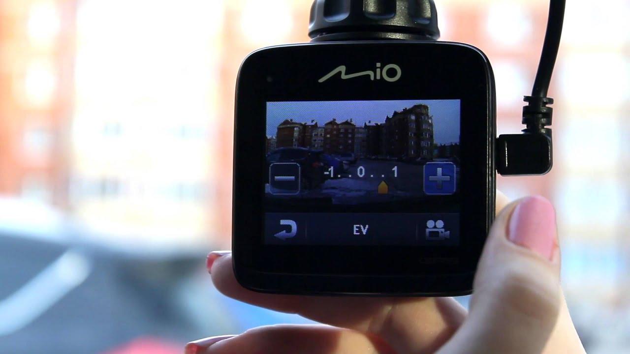 Автомобильный видеорегистратор Mio MiVue 568 - iXBT
