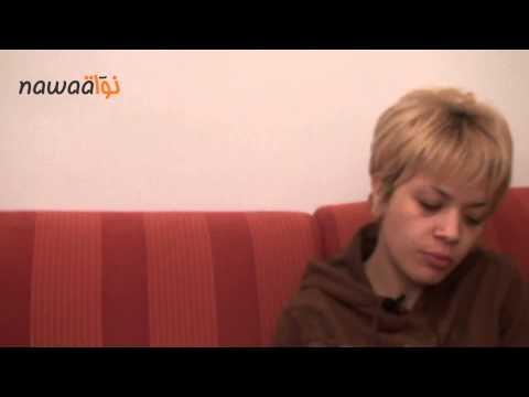 image vid�o نادية داود الصحفية الشاهدة على إغتيال شكري بالعيد