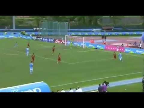 Napoli – Bayern Monaco 3-2 – Goals & Highlights – Ampia Sintesi amichevole 20/07/2012