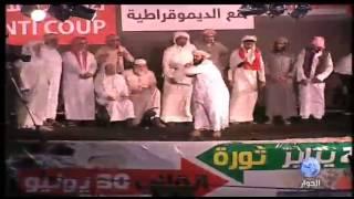 قصيدة الشاعر السيناوي إبراهيم السويركي ضد الانقلاب على منصة رابعة العدوية 15-7-2013