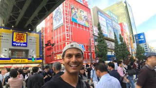 Akihabara Street View Adventure | Maid Cafes, Game Arcades, Electronics