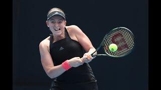 Jelena Ostapenko vs. Elina Svitolina | First Set Highlights | 2019 Qatar Total Open Second Round