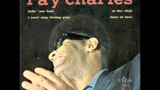 Watch Ray Charles Hide Nor Hair video