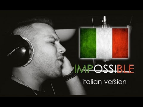 James Arthur - Impossible (ITALIANO)