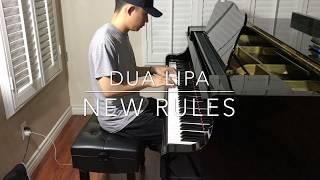 download lagu Dua Lipa - New Rules Piano Cover gratis