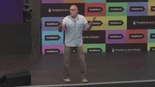 Guillermo Arriaga en Tecnópolis - Clase magistral completa