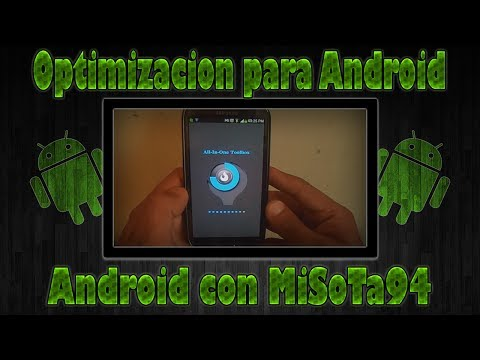 Como Optimizar Android en Minutos Optimizacion para Android con All in One Toolbox