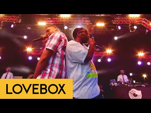 Jurassic 5 - What's Golden | Lovebox 2013 | Festivo video