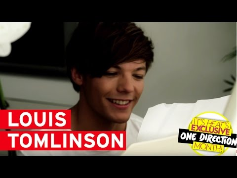Louis Tomlinson From One Direction Answers Your Twitter Questions! video