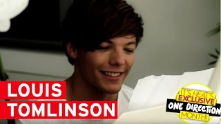Louis Tomlinson from One Direction answers your twitter questions!