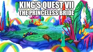 King's Quest VII playthrough