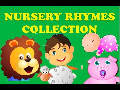 Nursery Rhymes Collection Vol 1 | 40 Nursery Rhymes For Children video