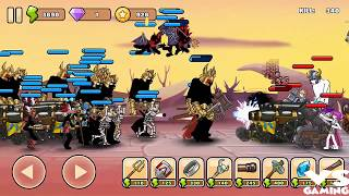 I am Archer Army Invasion : All Characters Unlocked | Fully UPGRADE 2018 - Android GamePlay#3 HD