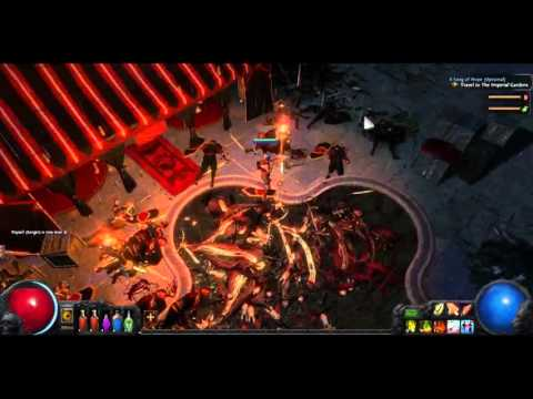 Path of Exile Hard Nerd Cafe Pt 30