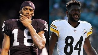 Mike Felger: Antonio Brown is a better football player than Randy Moss