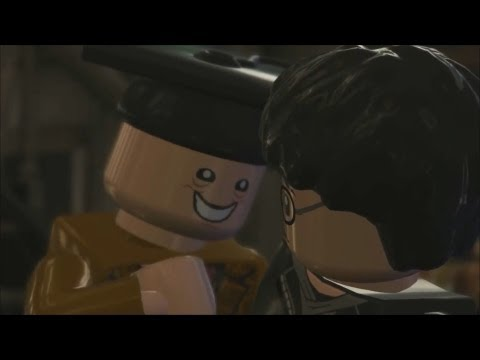 Lego Harry Potter And The Half Blood Prince Full Movie video