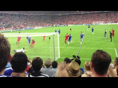 Petr Cech's Penalty Save in the Champion's League Final 2012
