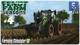 FS17 [PS4]: Fendt Farm Seasons - Episode 4