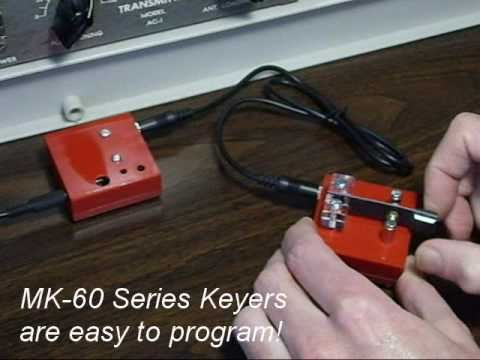 Mini CW Keyer | Iambic Keyer | Ham Radio Cool Gadgets