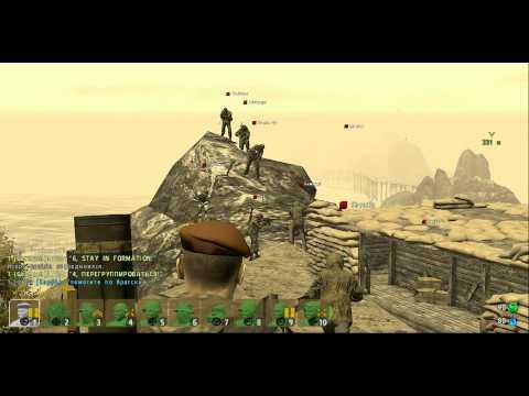 Красные на острове Утёс (Двенадцатая серия)(ARMA 2) Wasteland by Sa-Matra