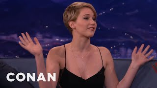 Jennifer Lawrence's Sex Toy Stash Got Busted