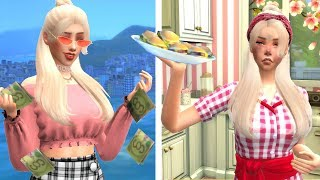 SPOILED BRAT MEETS REALITY | THE SIMS 4: STORY