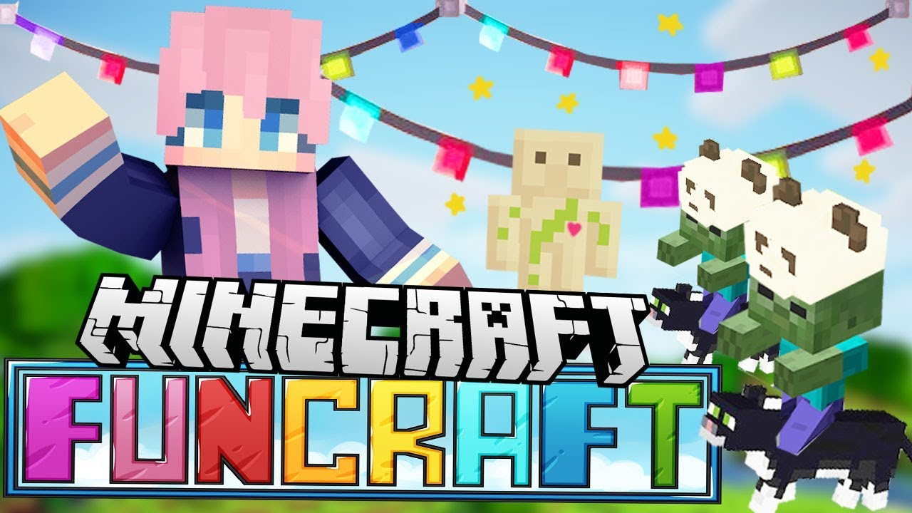Killer Zombie Cats | Ep. 4 | Minecraft FunCraft