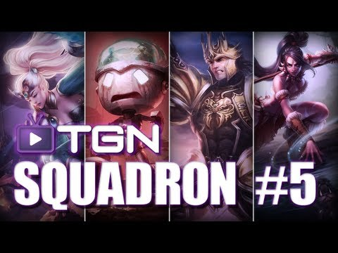 "� TGN Squadron - (S3, Ep. 5) - ""One-Hundred Kills"""