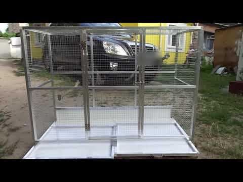 Как сделать домик для вороны