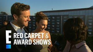 "Armie Hammer Has Been Called a ""Piece of Toast""?! 