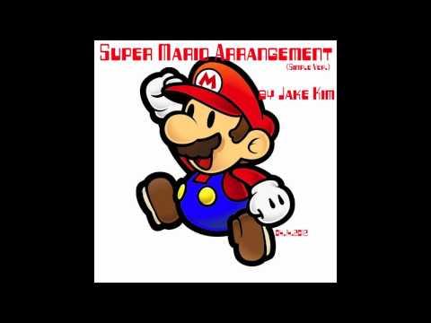 Misc Computer Games - Super Mario - Athletes Rag
