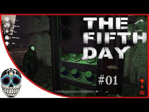 The Fifth Day | Los robots nos atacan!!