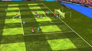 FIFA 14 Android - Fast Dreams VS Saint-Etienne