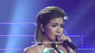 Angeline Quinto sings Somewhere Over The Rainbow on Kim Chiu Funtasy Concert