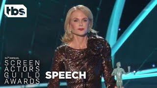 Nicole Kidman: Acceptance Speech | 24th Annual SAG Awards | TBS