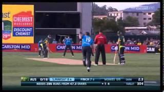 Carlton Mid ODI Tri Series 2015 Match 04 Highlights England v Australia