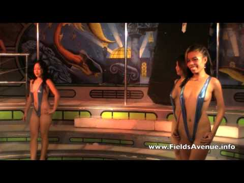 Bikini Models, Filipina Girls Part 3 (Fields Ave Angeles City Philippines)
