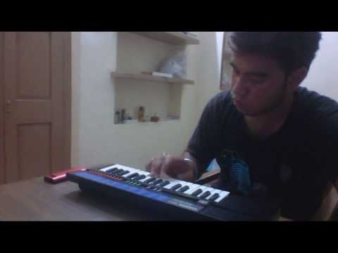 Ek Hasina Thi.. Piano Cover.. A Small Try.. video