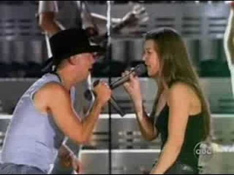 Hurts so Good, Kenny Chesney & Gretchen Wilson Video