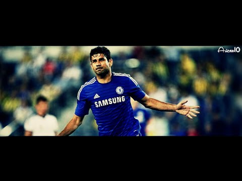 Diego Costa - Blue Panther - Chelsea FC | 2014/15 | 1080p