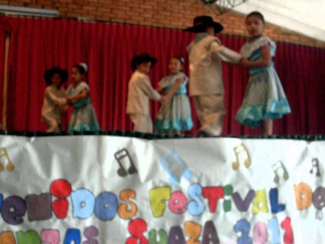 Joropo, semana cultural Suazapawa