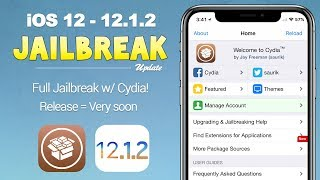 BIG iOS 12 - 12.1.2 Jailbreak Update: Full Jailbreak w/ Cydia Incoming! | JBU 75