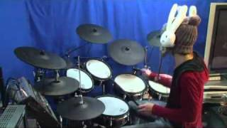 SIAM SHADE / Dreams (drum cover)