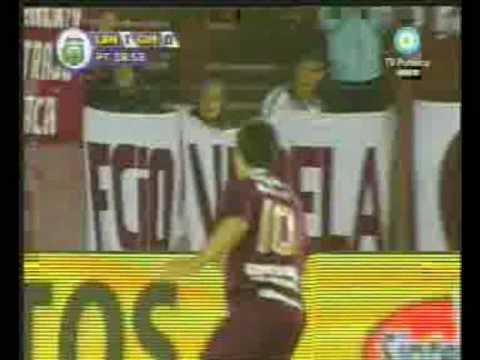 www.tucumanalas7.com.ar: Fecha 17: Lanus 2 - Gimnasia 0